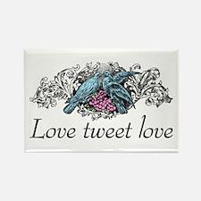 Love Tweet Love Magnets