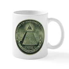 Smell The Conspiracies Coffee Mug