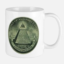 Smell The Conspiracies Mug