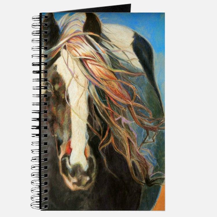 Isgard - Gypsy Vanner Journal