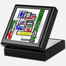 Unique Tate Keepsake Box