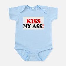KISS MY ASS! - Body Suit