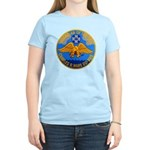 USS CHARLES R. WARE Women's Light T-Shirt