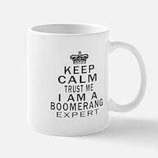 Boomerang Expert Designs Mug