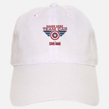 Team Baseball Baseball Cap Shield Personalized Baseball Baseball Cap