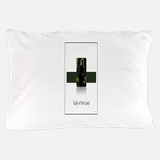 Earth lady Pillow Case