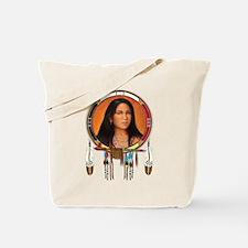 Morning Star Shield Tote Bag