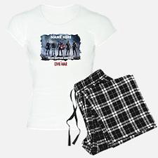 Team Captain America Group Pajamas