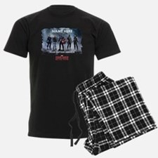Team Captain America Group Per Pajamas