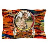 Appaloosa horse Pillow Cases