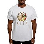 Appaloosa Horse Shield Light T-Shirt