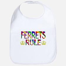 Ferrets Rule Bib