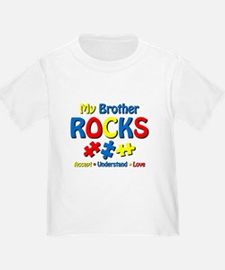 Autistic Brother Rocks T