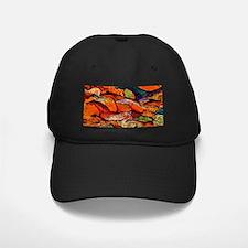 Petroglyph Wild Horses Baseball Hat