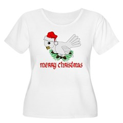 Santa Bird T-Shirt