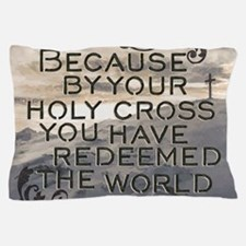 Your Holy Cross Pillow Case