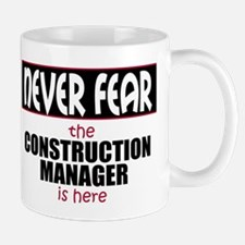 Construction Manager Mugs