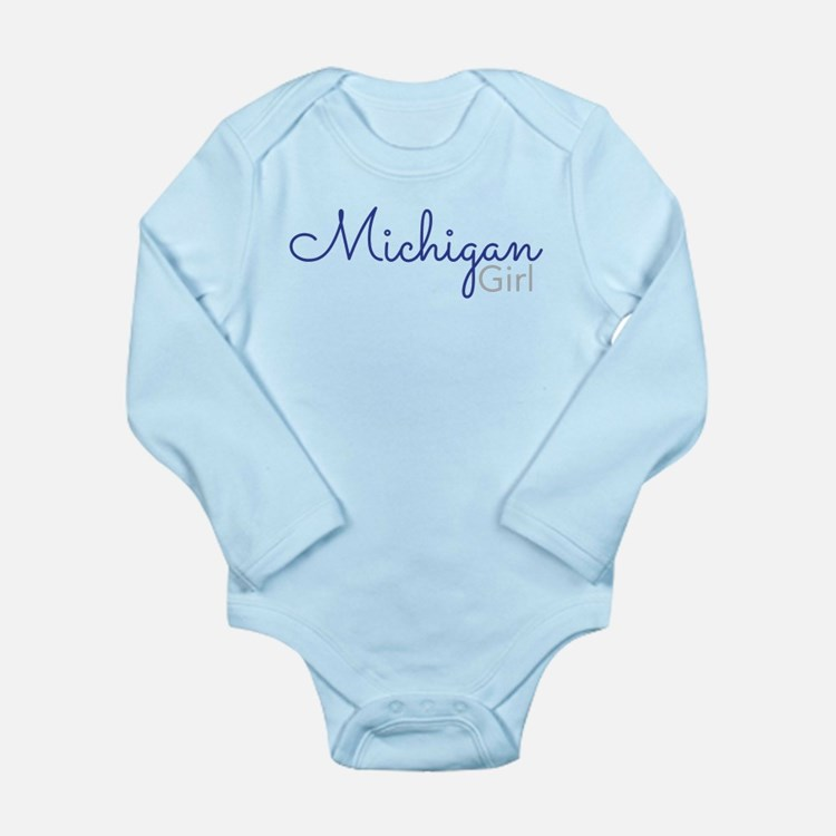 Michigan Girl Body Suit