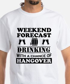 Weekend Forecast: Drinking T-Shirt