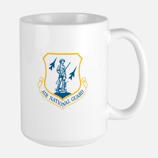 Large Mug - ANG CMSgt