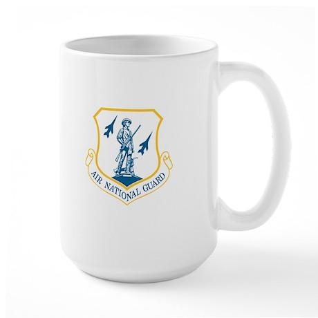 Large Mug - ANG SMSgt