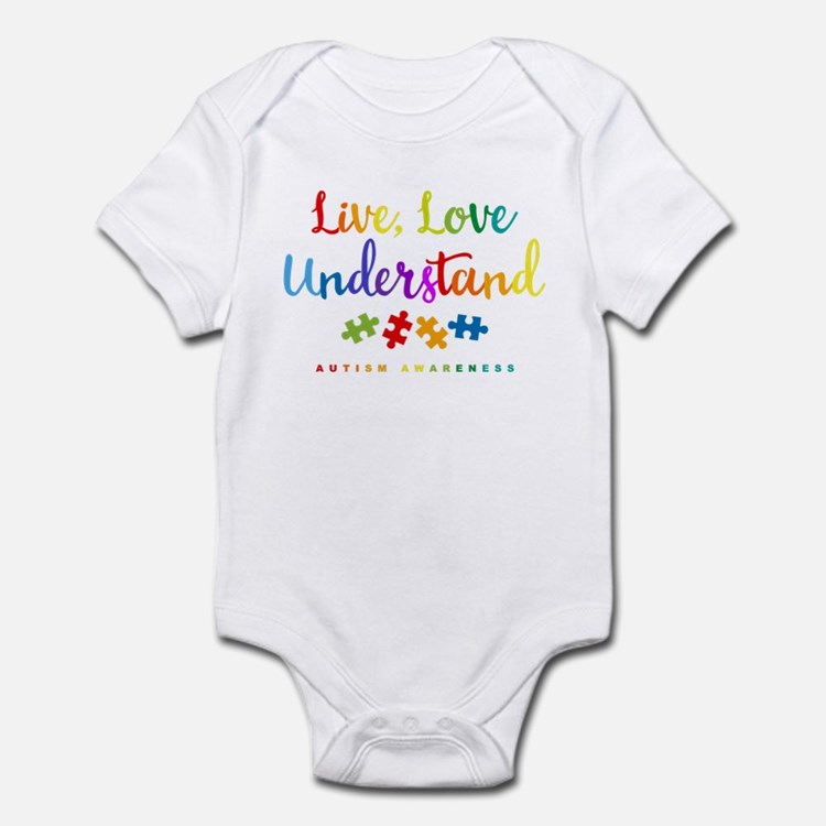 Live Love Understand Infant Bodysuit