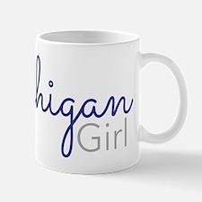 Michigan Girl Mugs