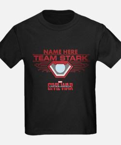 Team Stark Personalized T