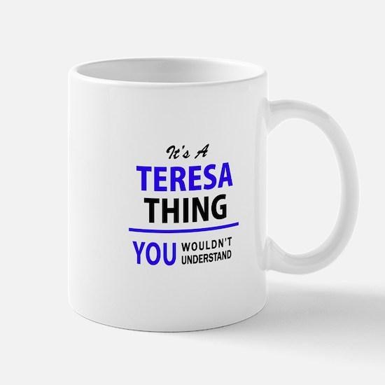 Unique Teresa Mug