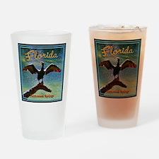 Homosassa Springs, Florida Drinking Glass