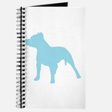 Pitbull Lt Blue 1C Journal