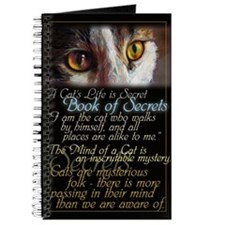 The Secrets of Cats Journal