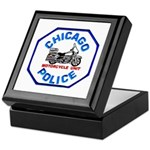 Chicago PD Motor Unit Keepsake Box