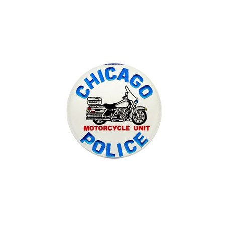 Chicago PD Motor Unit Mini Button (100 pack)