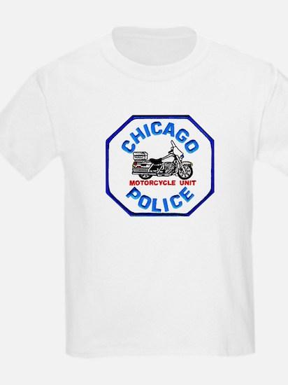 Chicago PD Motor Unit T-Shirt
