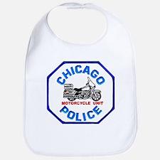 Chicago PD Motor Unit Bib