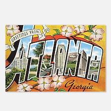 Atlanta Georgia Postcard Postcards (Package of 8)