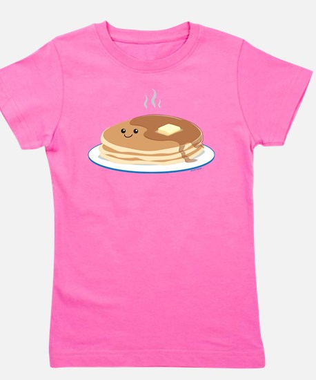 Cute Short stack Girl's Tee