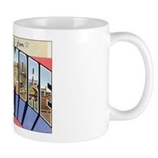 Baltimore Maryland Postcard Mug