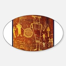 Ancient Drawings Decal