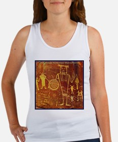 Ancient Drawings Tank Top