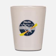PALFA Logo Shot Glass
