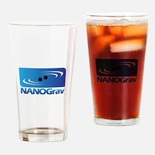 NANOGrav Drinking Glass