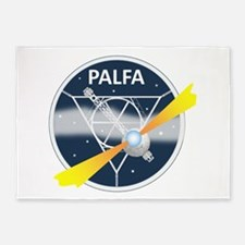 PALFA Logo 5'x7'Area Rug