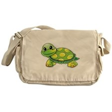 Cute Turtle Messenger Bag