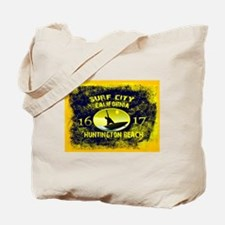 Cute Surfboard Tote Bag