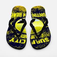 SURF CITY CALIFORNIA Flip Flops