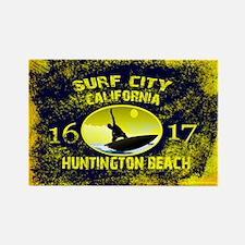 SURF CITY CALIFORNIA Magnets