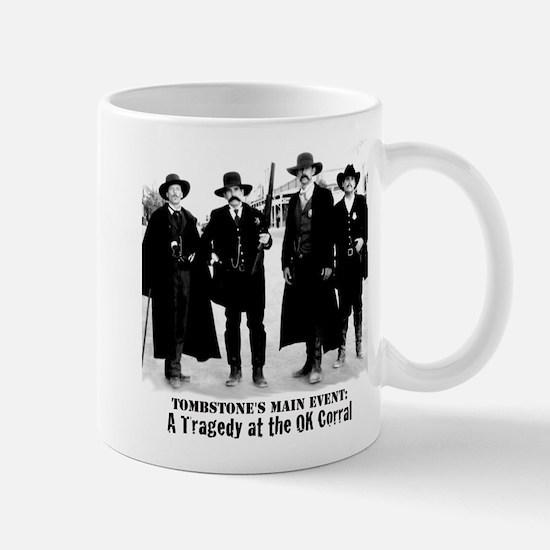 Cool The tragedy Mug