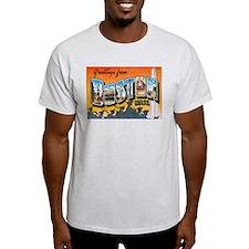Boston Postcard T-Shirt